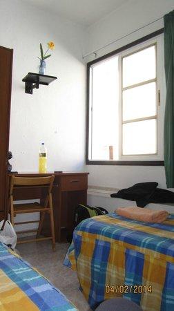 Pension Falow: комната