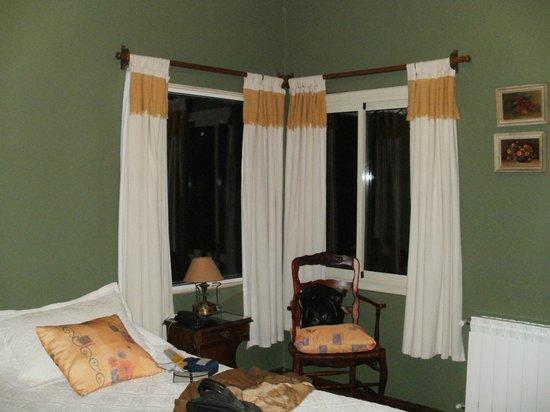 Don Numas Posada & Spa: Interior de la habitación estándar en P.B.