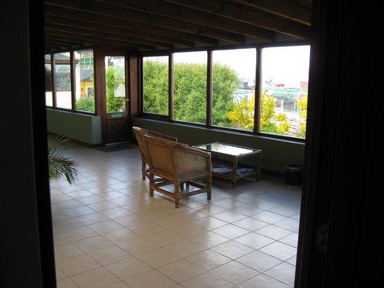 Hotel Austral: Common area