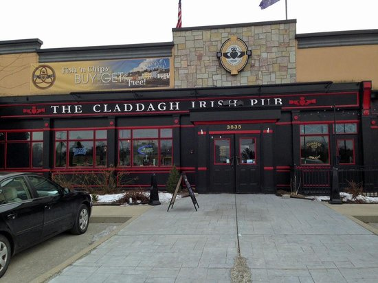 claddagh irish pub indianapolis 3835 e 96th st menu prices restaurant reviews tripadvisor. Black Bedroom Furniture Sets. Home Design Ideas