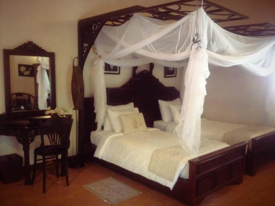 Ho Tram Beach Boutique Resort & Spa: Bed in room