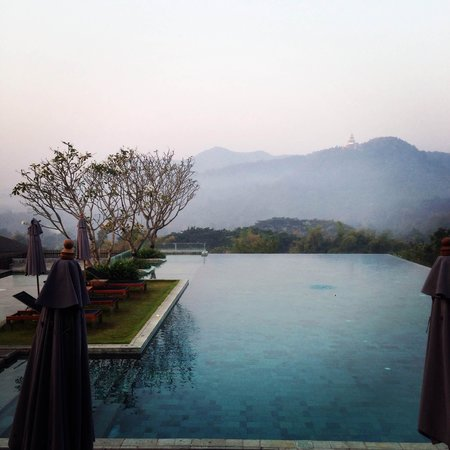 Veranda High Resort Chiang Mai - MGallery Collection: Infinity Pool at The Higher Room