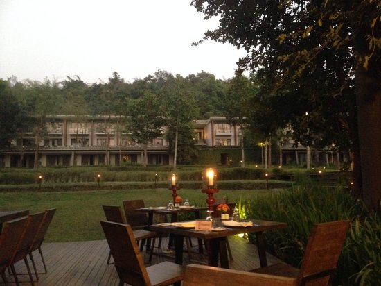 Veranda High Resort Chiang Mai - MGallery Collection: View of the accomodation from the restaurant