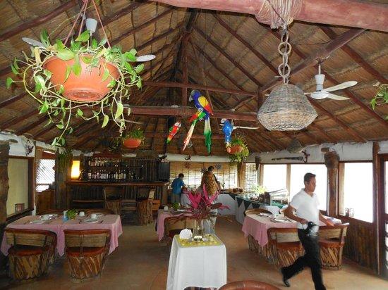 Hotel Villas Delfines: restaurant pour le buffet PDJ