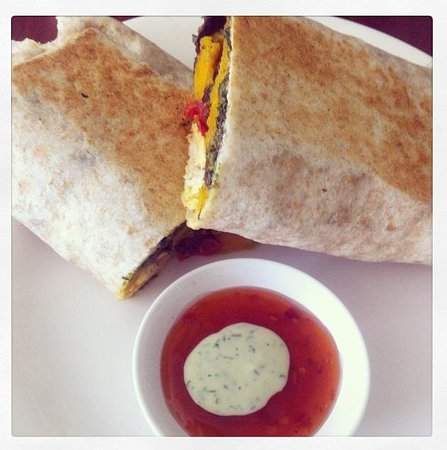 The Forest Cafe: Forest wrap