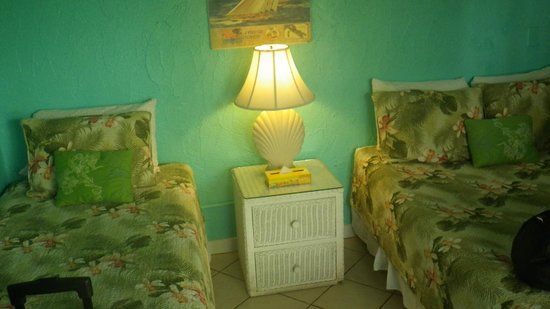 Authors Key West Guesthouse: James Leo Herlihy Room
