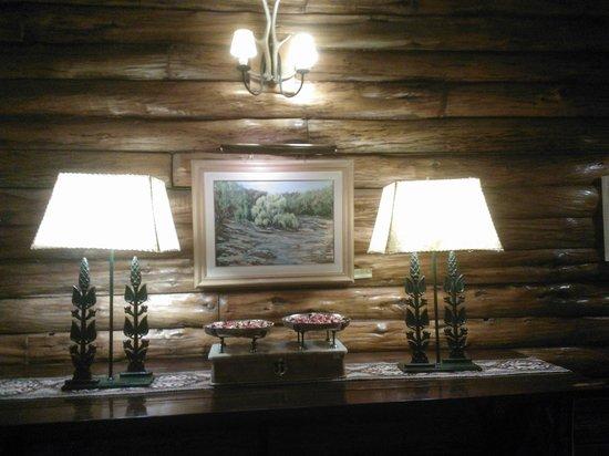 Winter Garden Llao Llao: Una lindo Stop