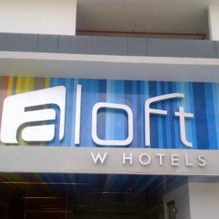 Aloft Miami Brickell: Fachada