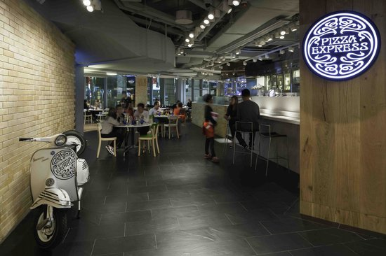 Pizza Express K11