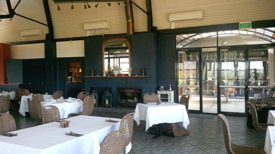 Estate Tuscany: Salle à manger du restaurant