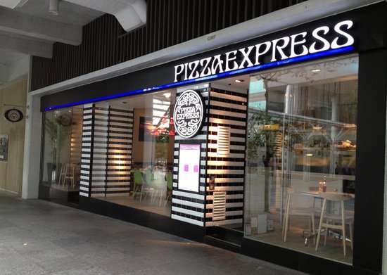 Pizzaexpress Taikoo Shing Picture Of Pizza Express Quarry