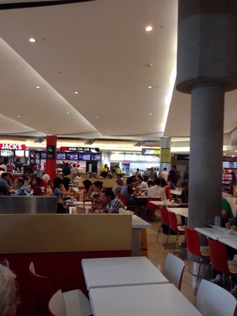 Brisbane Domestic Airport Food Court
