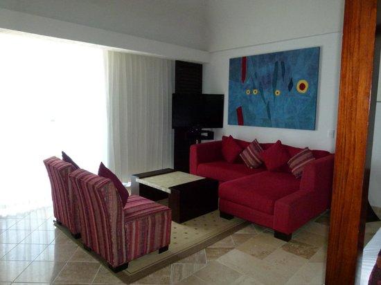 Hyatt Ziva Puerto Vallarta: Sitting area