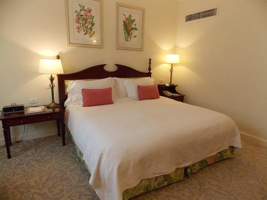 Belmond Copacabana Palace : Quarto - maravilhoso!