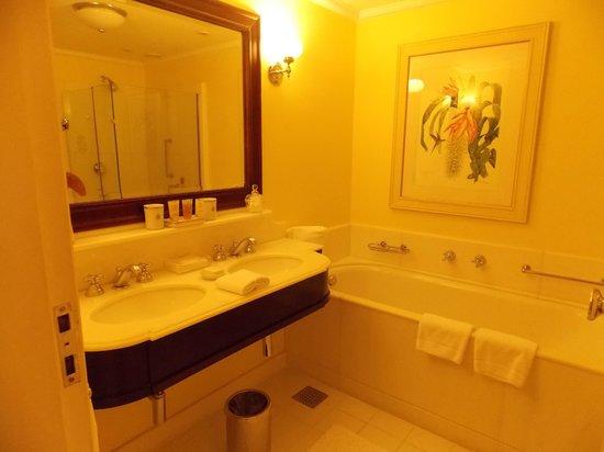 Belmond Copacabana Palace : Banheiro