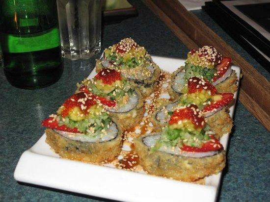 Tough City Sushi: Sushi