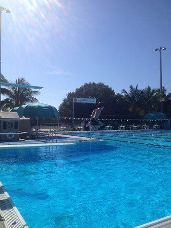 Jacob's Aquatic Center: One of 4 pools