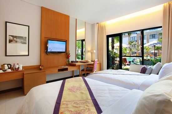 Grand Inna Kuta : Deluxe Pool Access Beach Wing