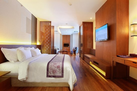 Grand Inna Kuta : Deluxe Suite Beach Wing