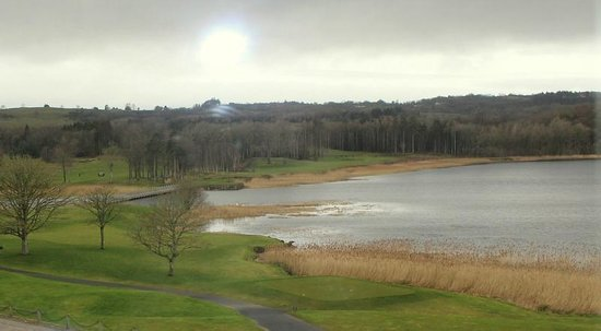 Lough Erne Resort: View from Loughside Bar and Grill
