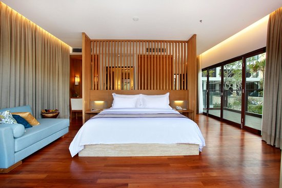 Grand Inna Kuta : Grand Junior Suite Beach Wing