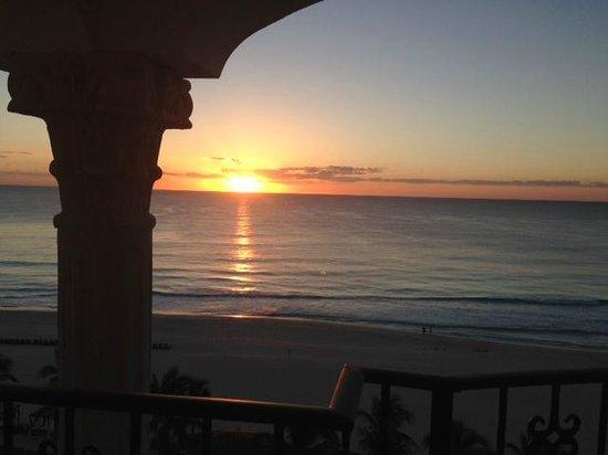 Hyatt Zilara Cancun : sunrise room 641