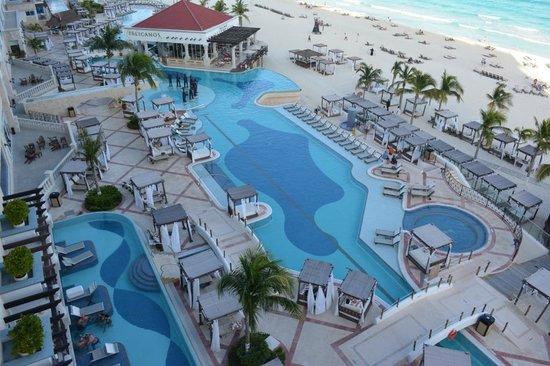 Hyatt Zilara Cancun : view from 632