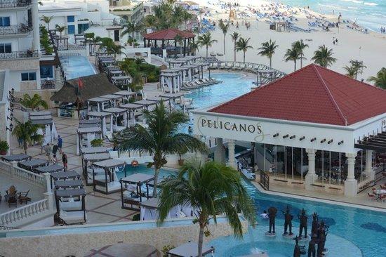 Hyatt Zilara Cancun : Pelicano's