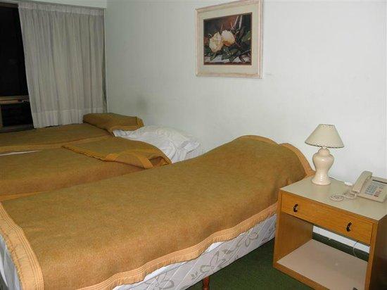 Las Naciones Hotel: primera habitación que nos dieron