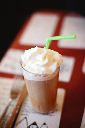 Peach's: North Conway Iced Coffee