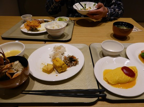 Asakusa View Hotel: 朝食