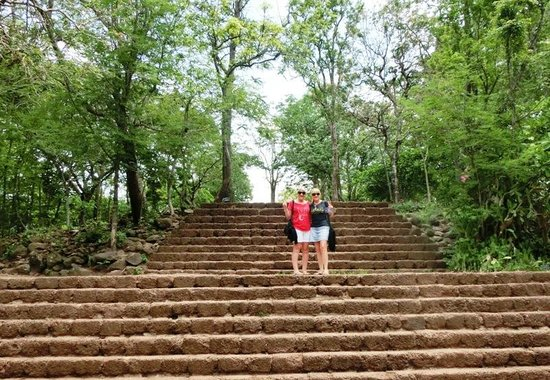 Processional walkway - Picture of Phanom Rung Historical Park (Prasat Hin Pha...
