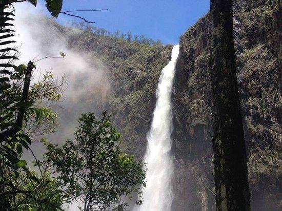 Ingham, Australia: Jourama Falls in February