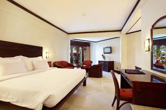 Grand Inna Kuta : Junior Suite Bali Wing