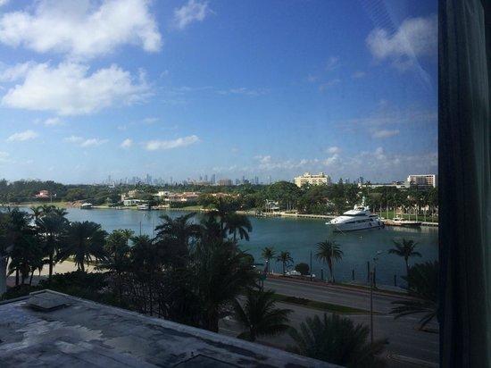 Miami Beach Resort and Spa: visão do quarto lateral