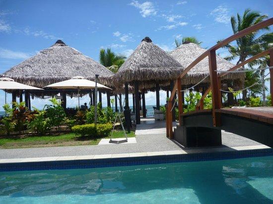 Wyndham Resort Denarau Island: Karma Beach Restaurant