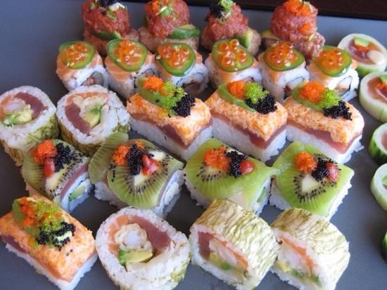 Daikichi Sushi Bistro: Sushi A la Carte