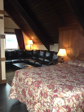 Oasis Motel: studio with 1 bed