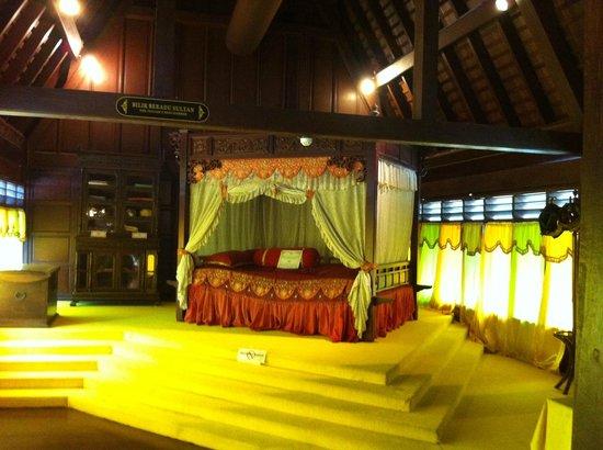 Malacca Sultanate Palace: Sultan's Palace