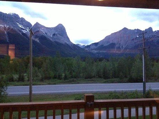 StoneRidge Mountain Resort: Mountains!