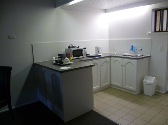Barmera Country Club: Kitchenette