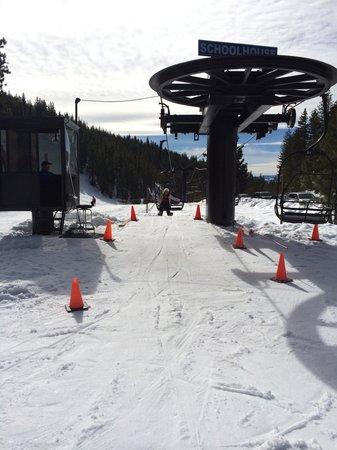 Diamond Peak Ski Resort: Teleféricos