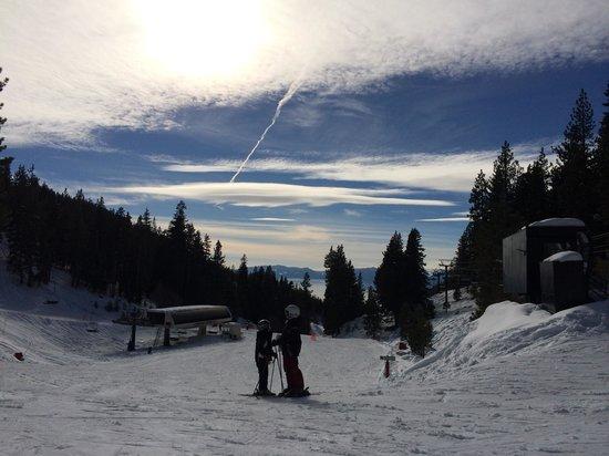 Diamond Peak Ski Resort: Visual perfeito