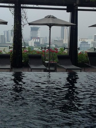 The St. Regis Bangkok : Pool
