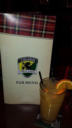 Tilted Kilt Pub & Eatery: Tilted Kilt