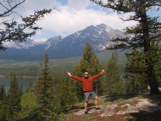 HI-Maligne Canyon Wilderness Hostel: Jasper is gorgeous!