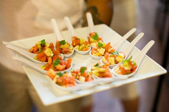 Flavors of San Juan Food and Culture Tours: Fresh ceviche that will knock your socks off!