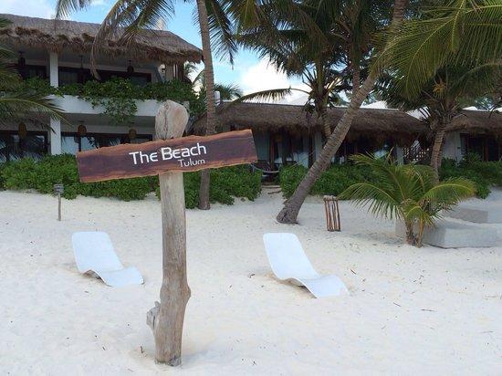 The Beach Tulum: Our room