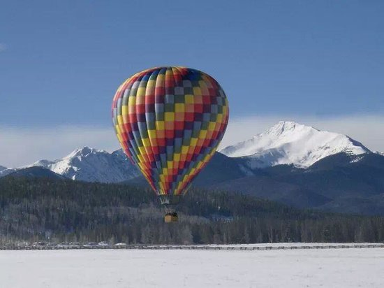 Winter Park, CO: A Grand Adventure Balloon Tour!