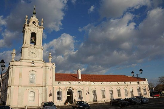 Pousada de Queluz Palace Hotel: Exterior